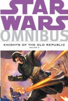 Star Wars Omnibus - Knights of the Old Republic 3