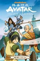 Avatar, the last airbender. The rift. Part one