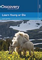 North america - learn young or die