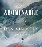 The abominable [a novel]
