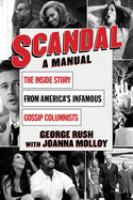 Scandal : a manual