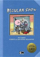 Regular show - the complete first & second seasons