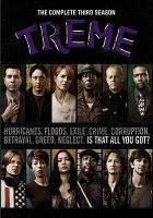 Treme. The complete third season