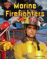 Marine firefighters