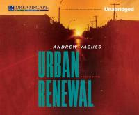 Urban renewal - a cross novel