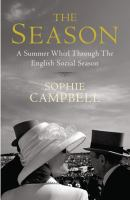 The season : a summer whirl through the English social season