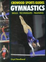 Gymnastics : skills, techniques, training