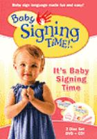 Baby signing time! vol. 1