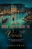 Book Title Image - The good thief's guide to Venice