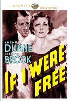 If I Were Free (DVD)