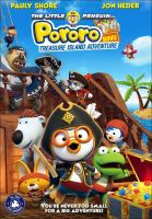Pororo: Treasure Island Adventure (DVD)