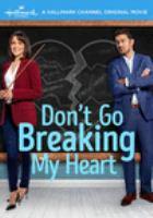 Don't Go Breaking My Heart (DVD)