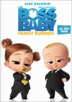Boss Baby, The: Family Business (DVD)