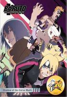 Boruto: Naruto Next Generations Set 8 - Shadow of the Curse Mark (DVD)