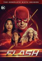 The Flash Season 6 (DVD)