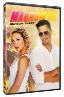 Magnum P.I. Season 3 (DVD)