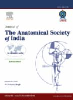 Journal of the Anatomical Society of India