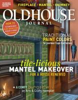 The Old-house Journal