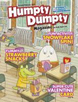 Humpty Dumpty Magazine (Cheboygan 2019)