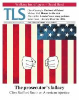 TLS, the Times Literary Supplement