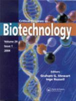 Critical reviews in biotechnology