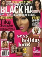 Sophisticate's Black Hair Styles and Care Guide