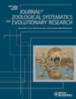 Journal of Zoological Systematics and Evolutionary Research