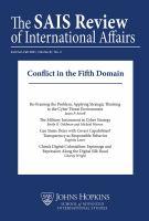 The SAIS Review of International Affairs