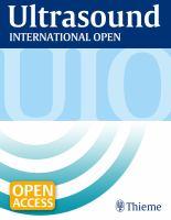 Ultrasound International Open