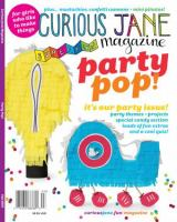 Curious Jane Magazine