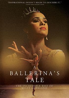 A Ballerina's Tale(book-cover)
