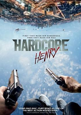 Cover image for Hardcore Henry