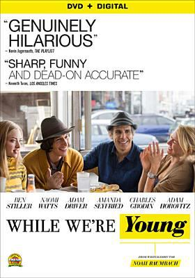 Cover image for While We're Young