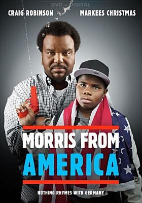 Cover image for Morris From America
