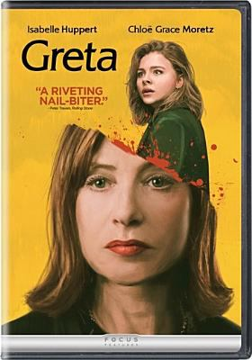 Cover image for Greta