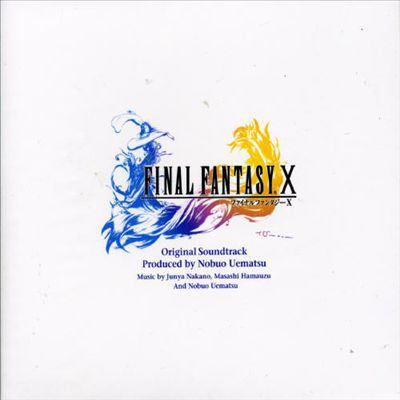 Cover image for Final Fantasy X