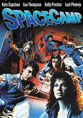 Cover image for SpaceCamp