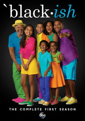 Cover image for Blackish