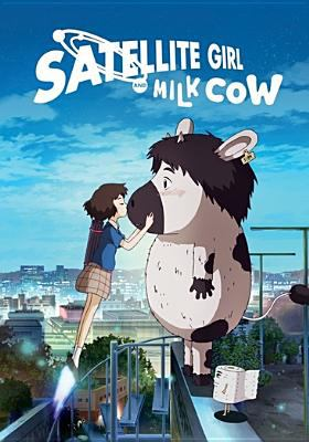 Cover image for Satellite Girl and Milk Cow