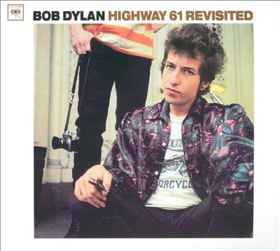 Cover image for Highway 61 Revisited