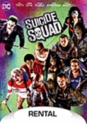 Cover image for Suicide Squad