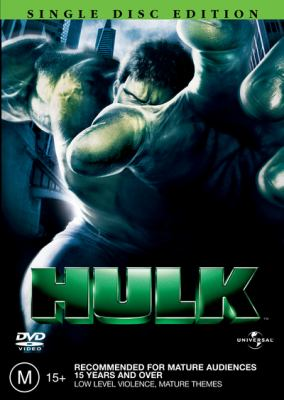 Cover image for Hulk