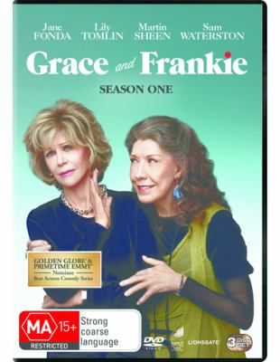 Cover image for Grace and Frankie