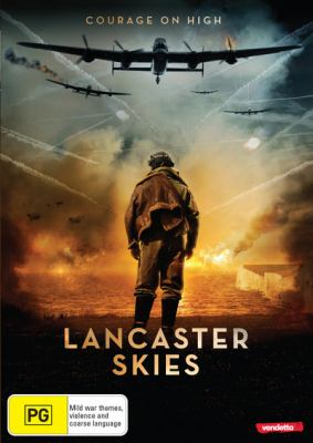 Cover image for Lancaster Skies