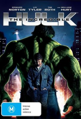 Cover image for The Incredible Hulk