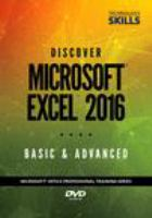Discover Microsoft Excel 2016