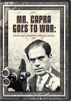 Mr. Capra Goes to War