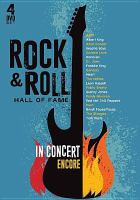 Rock & Roll Hall of Fame in Concert Encore