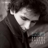 Brahms, Bartok, Liszt