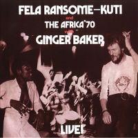 Live! With Ginger Baker